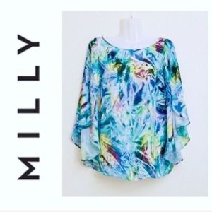 Milly Watercolor Blouse